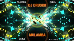 Feel the Dance with DJ Druskii & Mulamba! Beats Hip Hop