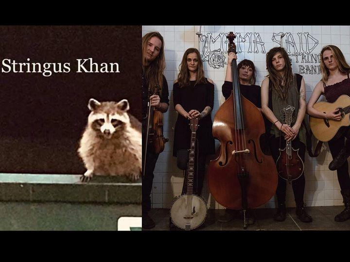 WBFF After Party - Mama Said String Band/ Stringus Khan! Mama Said